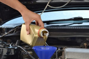 Oil Change, Fluids Check, Filters replacement, Motor Oil