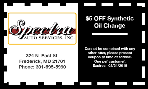 spectra-5-off--synthetic-oil-change-coupon-specials