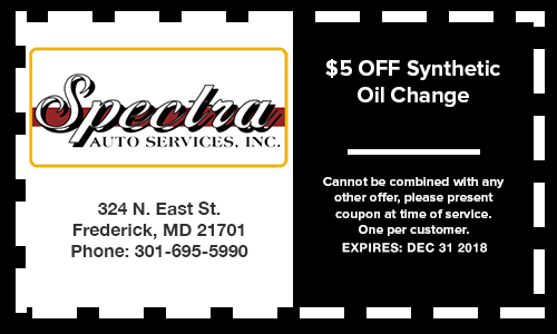 spectra-coupon-specials-oil-change-5-off